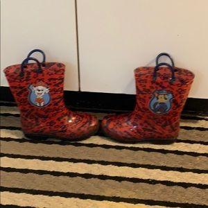 Paw portal rain boots